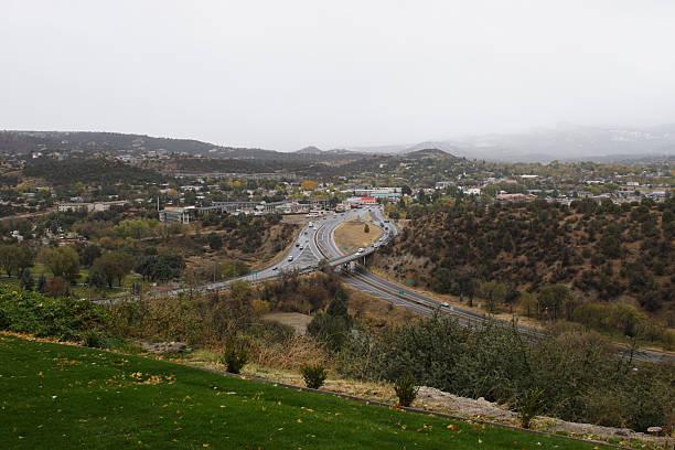 Prescott Arizona stock photo