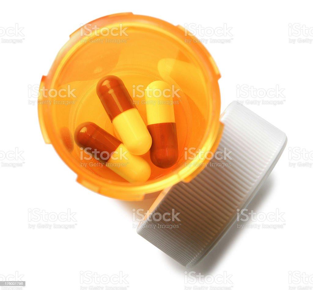Prescription Drugs 6 royalty-free stock photo