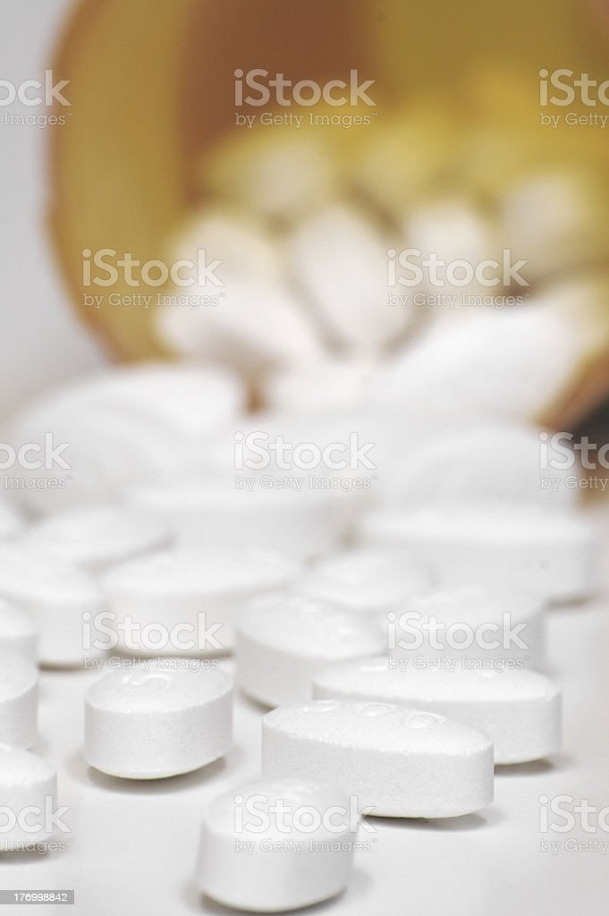 Prescription Drugs royalty-free stock photo