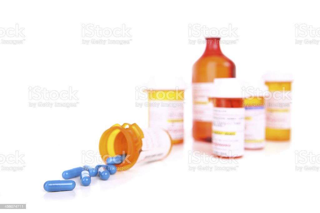 Prescription Drugs royalty-free stock photo