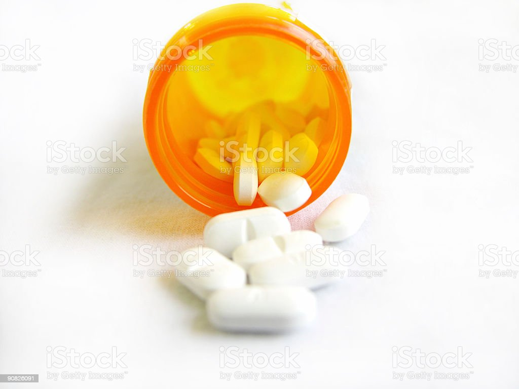 Prescription Medication royalty-free stock photo