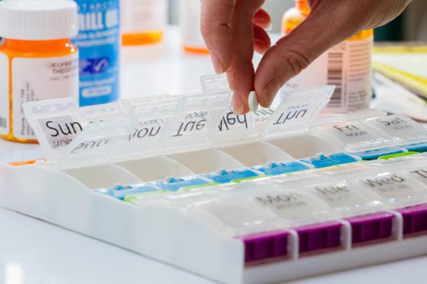prescription meds - prescription meds stock pictures, royalty-free photos & images