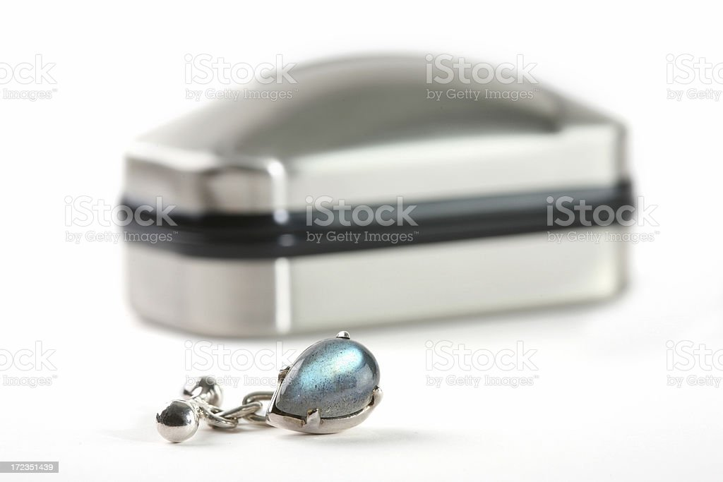 present for a man royalty-free stock photo