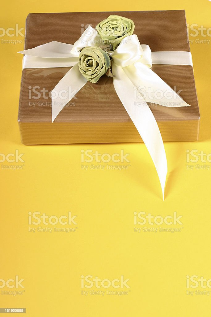Present for you stock photo