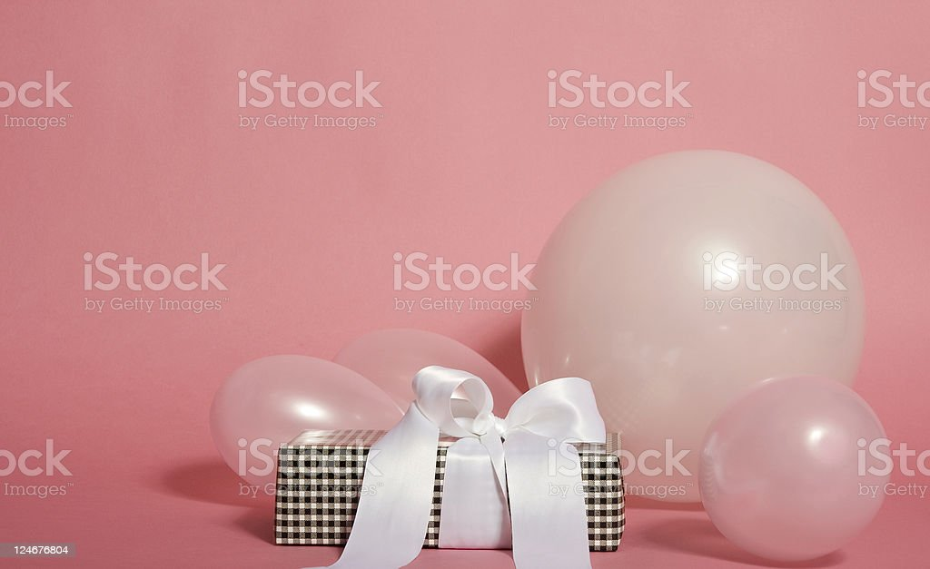 Present royalty-free stock photo
