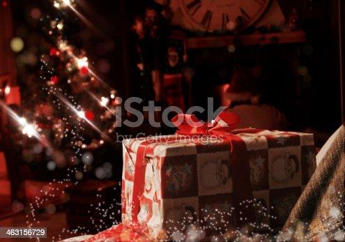 istock Present 463156729