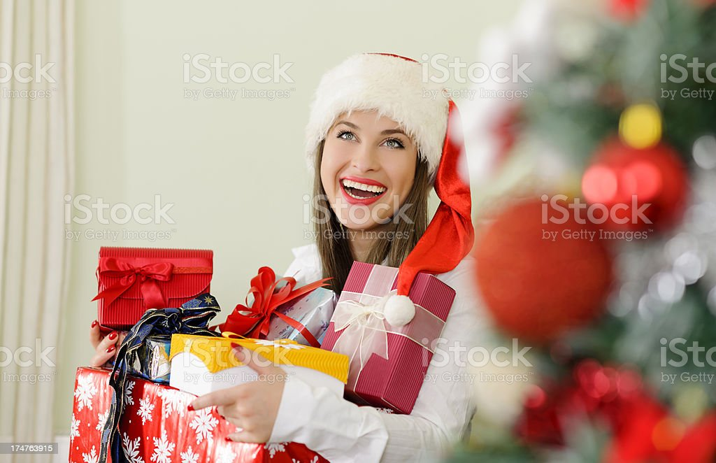 present time royalty-free stock photo