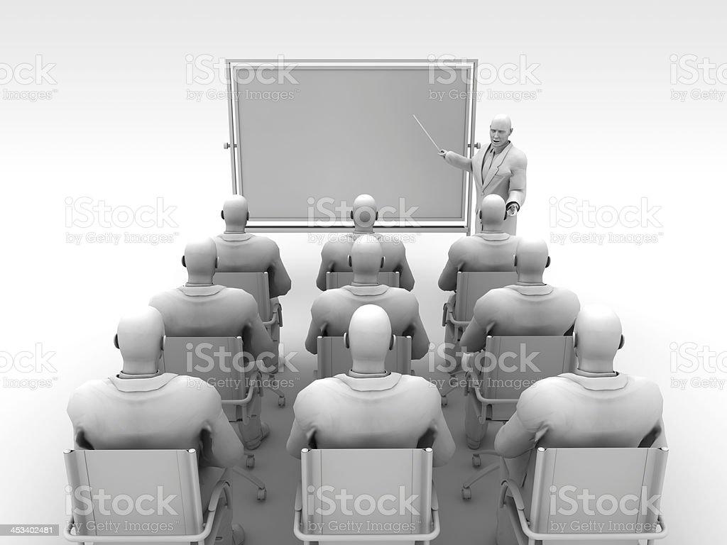 Tableau pour les présentations et de classe - Photo