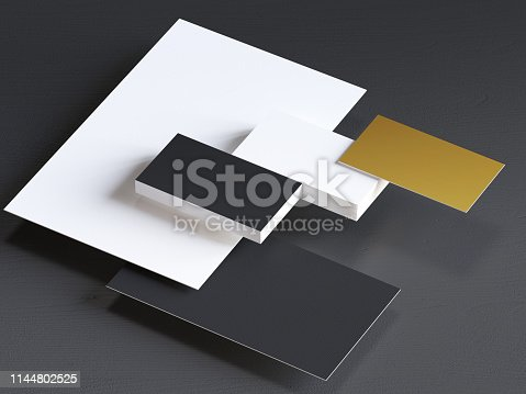 istock Presentation mockup 1144802525