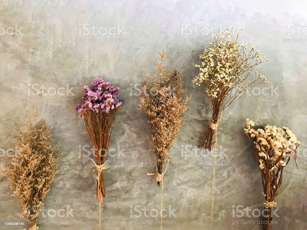 Comment Conserver Des Fleurs Séchées photo libre de droit de conserver les fleurs séchées par
