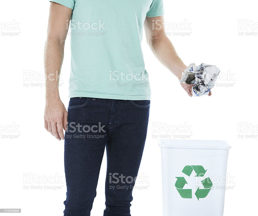 Preserve our future royalty-free stock photo