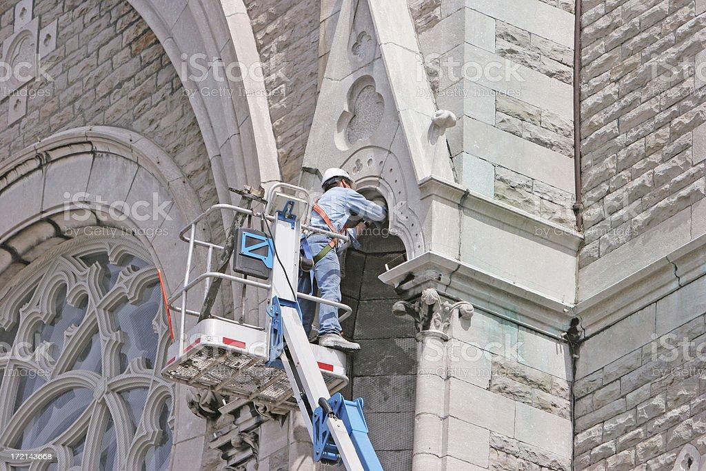 Erhaltung das religiöse Erbe – Foto