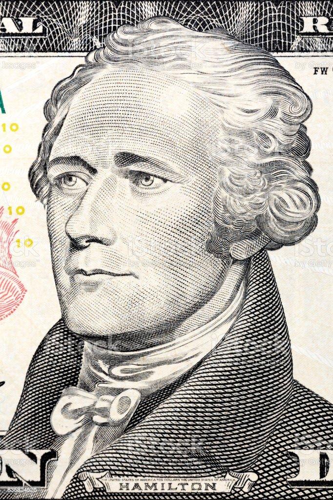 10 ドル紙幣に米大統領アレクサンダー ハミルトン - 1ドル紙幣の ...