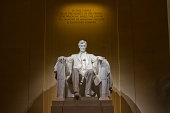 istock President Lincoln Memorial in Washington DC 181508448