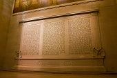 istock President Lincoln Memorial in Washington DC 497953471