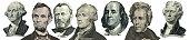 istock President portraits from money 490725714