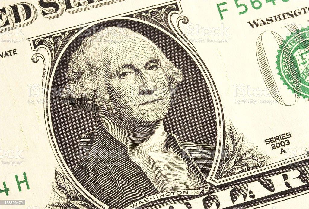 President Washington royalty-free stock photo