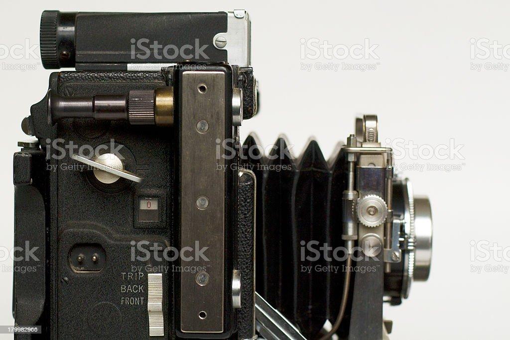Press Camera royalty-free stock photo