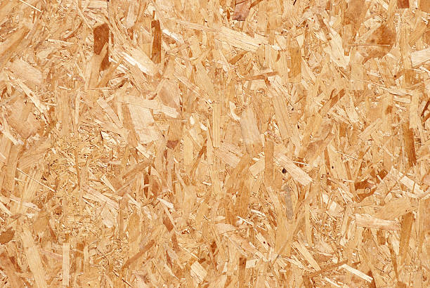 pressed wood background - triplex stockfoto's en -beelden