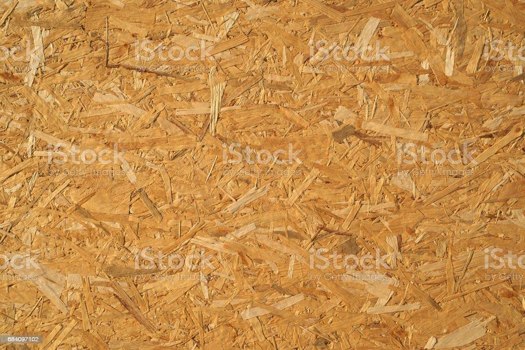 Pressed wood background stock photo