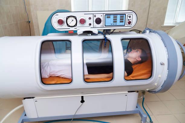 лечение с кислород