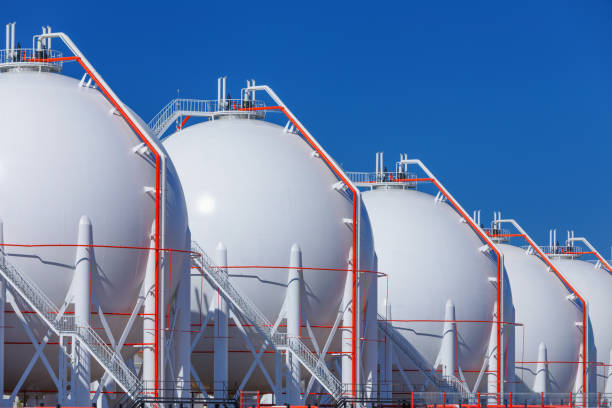1,529 Lng Plant Stock Photos, Pictures & Royalty-Free Images - iStock