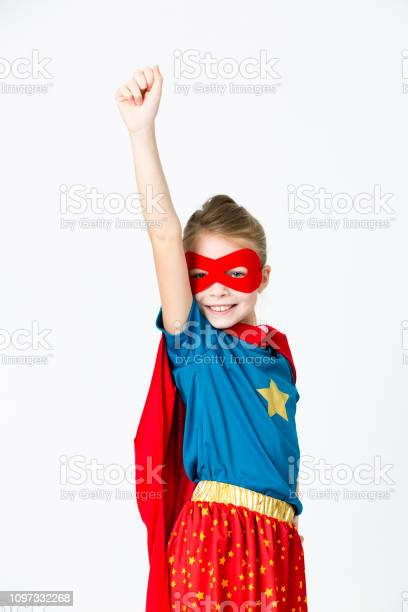 Pretty blonde supergirl with red mask and red cape picture id1097332268?b=1&k=6&m=1097332268&s=612x612&h=oaakjl3w4mtov3rmzjgiqeyhhb4i6eb52k9s5qcss9m=