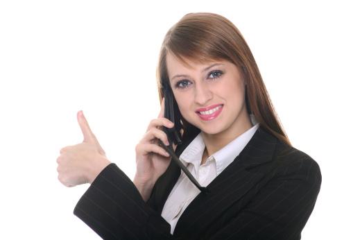 506662064 istock photo Pretty businesswoman 466615831
