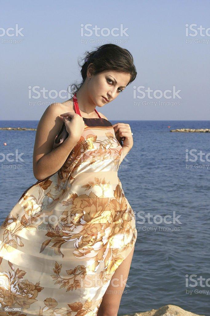 Linda garota - Foto de stock de Adulto royalty-free