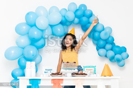 Facial Expression, Smiling, Party - Social Event, Child, Birthday