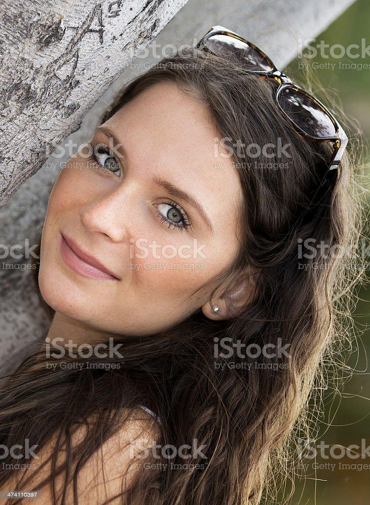 Hübsch braune haare mädchen 16 Welcher Frauentyp
