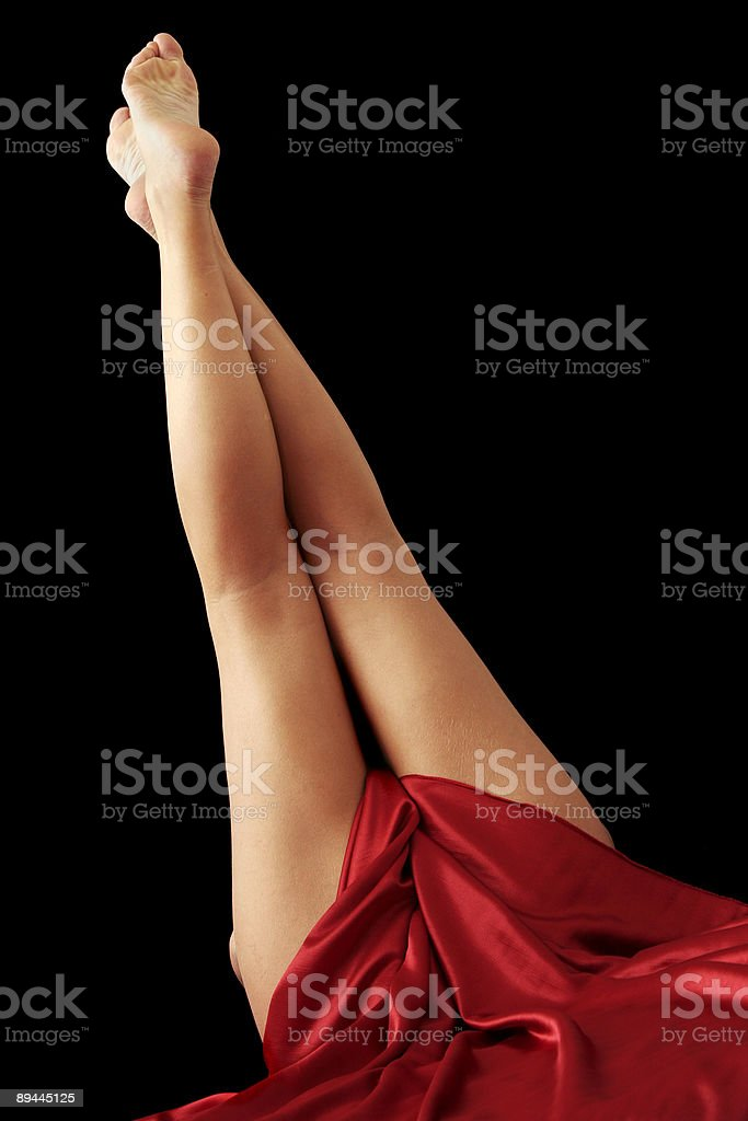 Pretty Legs royalty-free stock photo