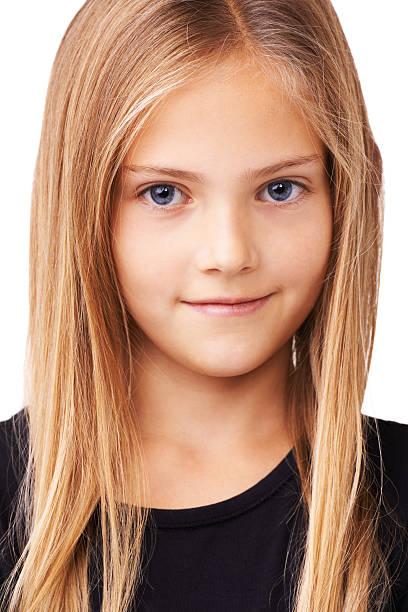 Top 60 Pretty 11 Year Old Girls Stock Photos, Pictures