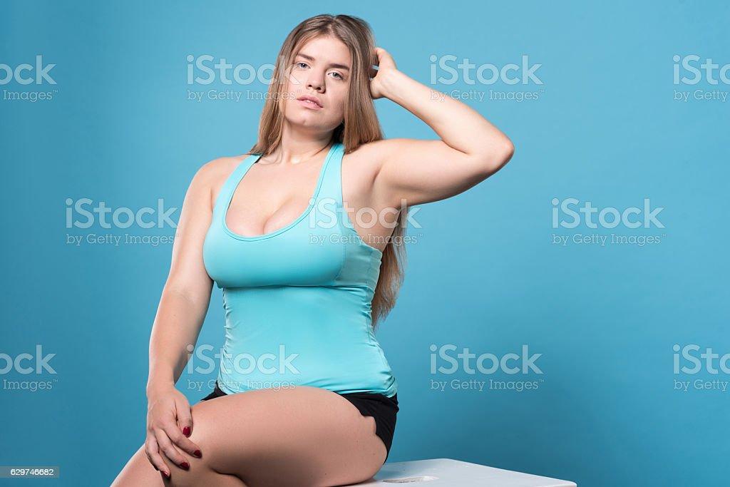 Chubby Lady Pics