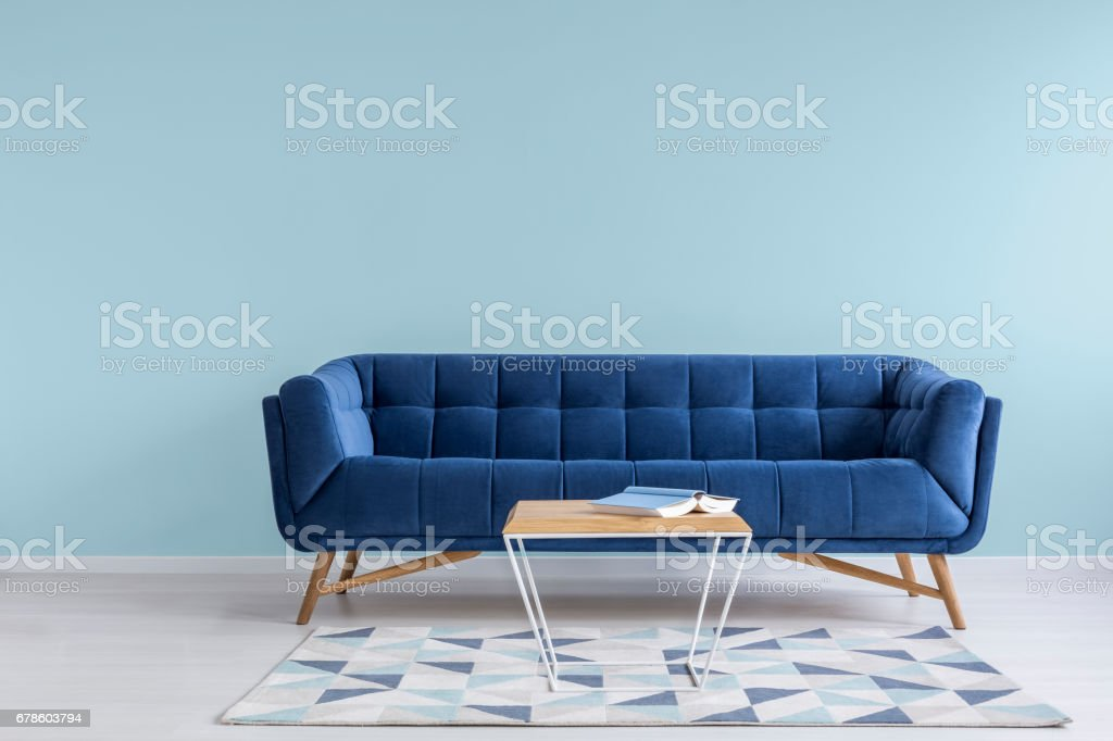 Pretty simple decor stock photo