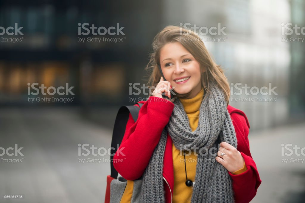 Pretty Soon We'll Be Talking Face To Face stock photo