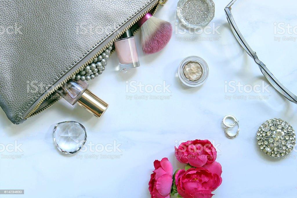 Pretty things stock photo