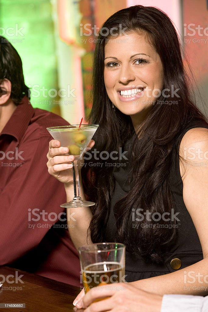 Pretty Woman royalty-free stock photo