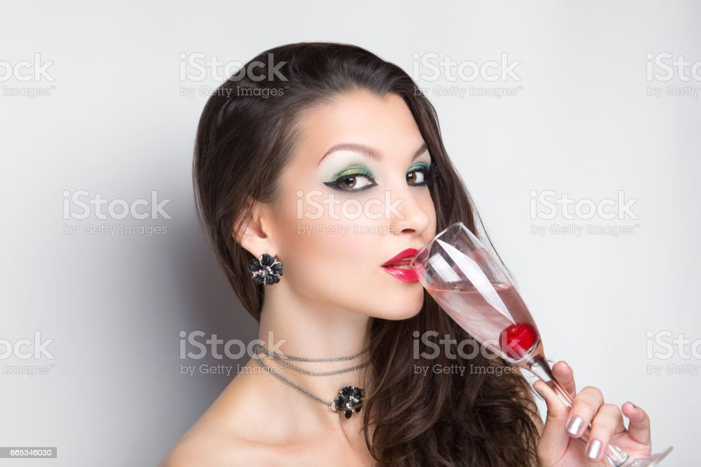 pretty woman young girl beauty stock photo