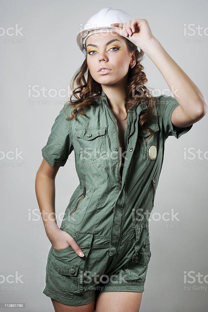 Women hard hat sex