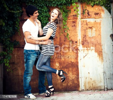 505067918 istock photo Pretty Young Couple 174782506