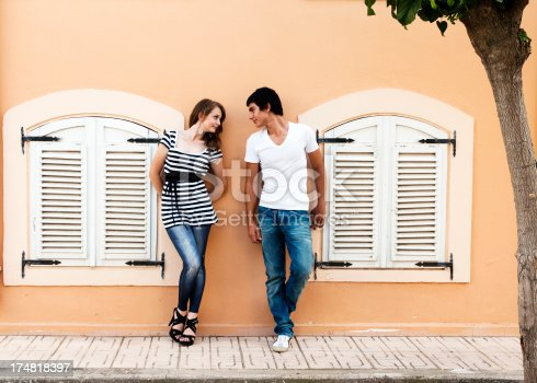 505067918 istock photo Pretty Young Couple 174818397