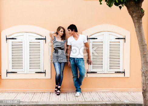 505067918 istock photo Pretty Young Couple 174834987
