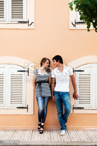 505067918 istock photo Pretty Young Couple 175243115