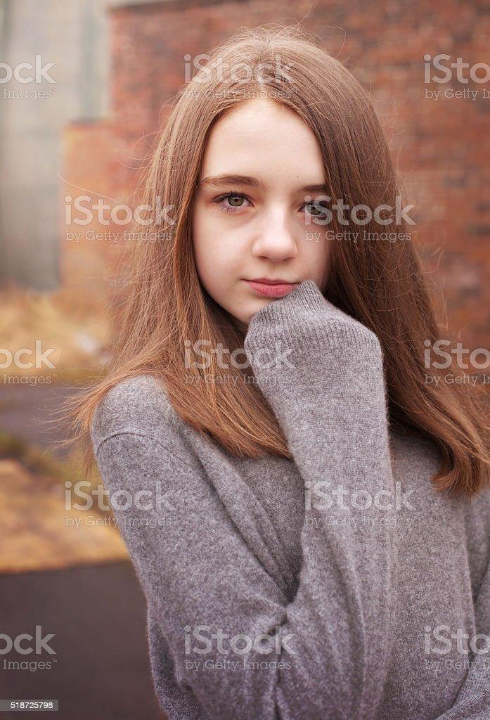 Mädchen 12 Jahre