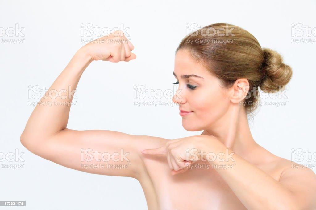 Frau mit muskeln sucht mann
