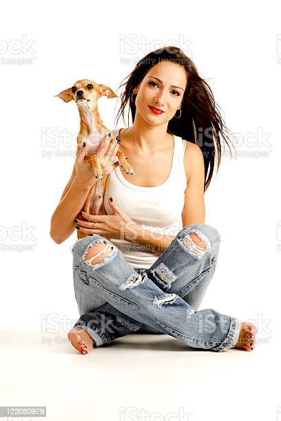 Pretty young woman with her lovely chihuahua picture id123050979?b=1&k=6&m=123050979&s=612x612&h=xjygi9lmm8qlo09rooc2l9srn2okron1nj5vlbyx1ui=