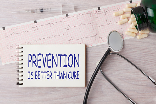 istock Prevention is Better than Cure 1069758282