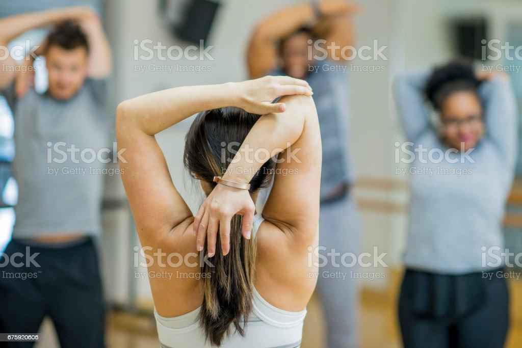 Pre-Workout stock photo