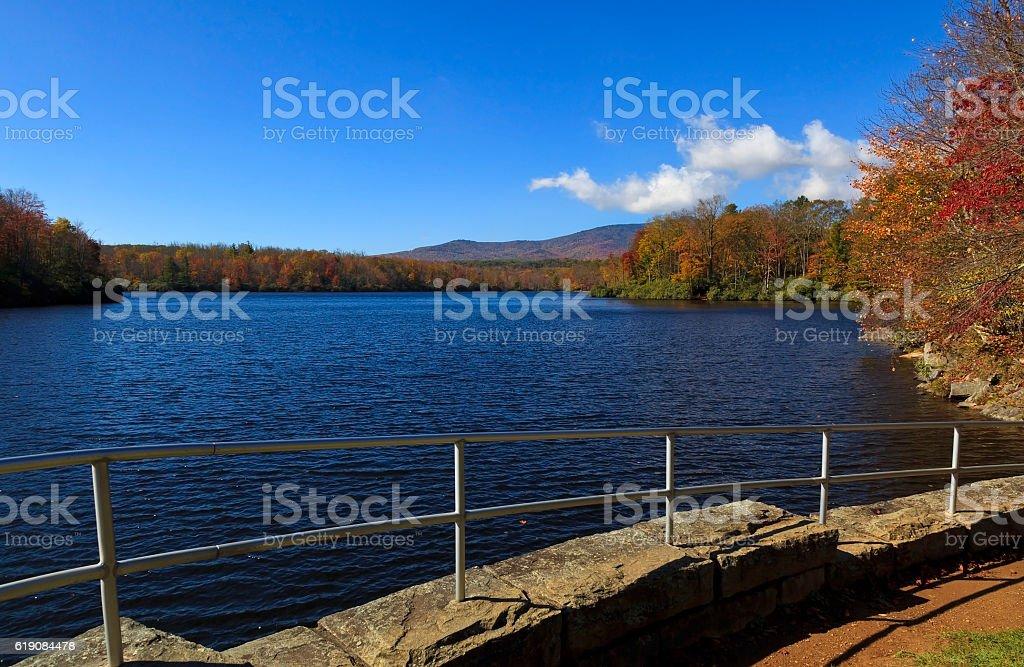 Price Lake stock photo
